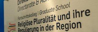 image of Startschuss fürs Fortschrittskolleg: Doktoranden nehmen Arbeit auf