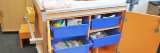image of CERES introduces mobile Nursery