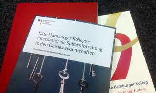 image of New Publication on Kaete Hamburger Centres online