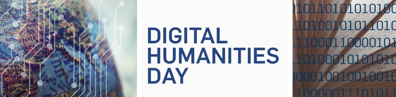 image of Digital Humanities Day #3