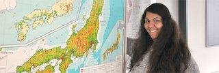 image of Next stop Japan: CERES-Studentin erhält Forschungsstipendium