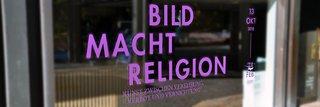 image of BILD MACHT RELIGION Austellungseröffnung 13. Oktober 2018