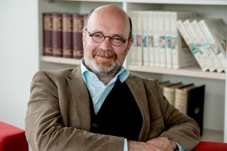 image of Ruhr-Universität Bochum interviews Volkhard Krech