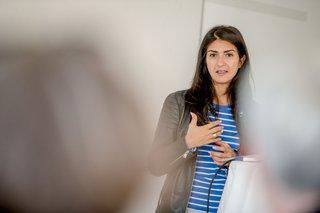 image of NRW-Staatssekretärin für Integration lobt Sprachförderungsprojekt mit CERES-Beteiligung