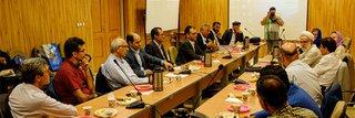 image of Vielversprechender Austausch: KHK-Delegation besucht den Iran