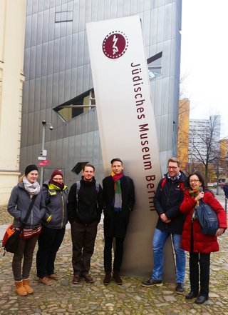 image of Jewish Culture at the Spot: Excursion to Berlin
