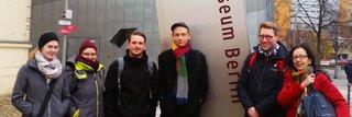 image of Jüdische Kultur vor Ort untersuchen: Exkursion nach Berlin
