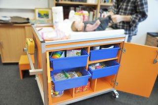 image of CERES eröffnet mobiles Kinderzimmer