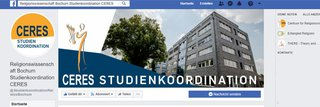 image of Immer informiert: CERES-Studienkoordination neu auf Facebook