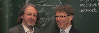 image of Verleihung in Bamberg: Humboldt-Preis für Jan-Ullrich Sobisch