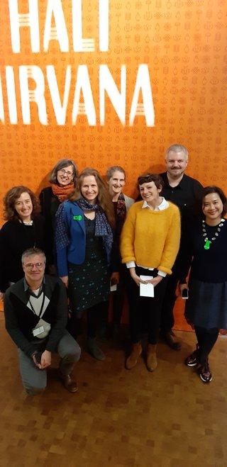 image of CERES-Team besucht Buddhismus-Ausstellung im Rietberg Museum