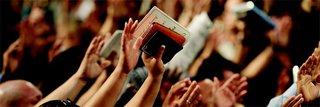 image of Predigt, Pop und Heiliger Geist: Radiofeature zu Pfingstkirchen mit CERES-Forschern