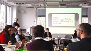 image of Von Buddhabildern zu Gebets-Apps: Internationaler Workshop zu Religion und Medien