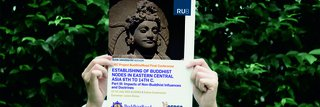"""image of Online Closing Conference of the ERC Project """"BuddhistRoad"""""""