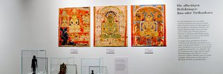 image of Jainism - the Unknown Religion: Radio Feature on Cologne Exhibition