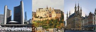 image of Toronto, Marburg, Leuven - Sommerzeit ist Konferenzzeit