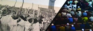image of Katholiken damals - Muslime heute. Religiöse 'Parallelgesellschaften' im Vergleich