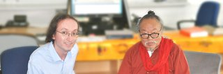 image of Tibetan Scholar visits CERES