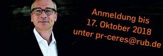 image of Anmeldefrist verlängert: Blockseminar zu Religionspolitik mit Volker Beck