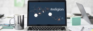 Logo of #Religion